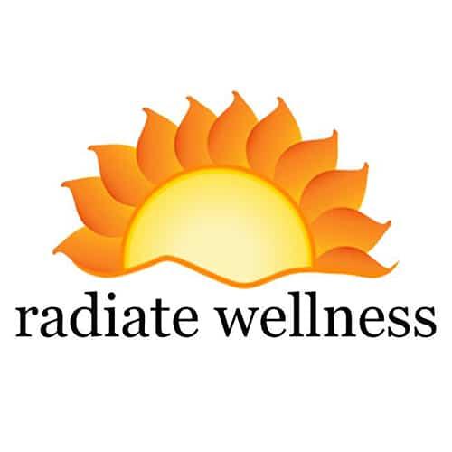 Radiate Wellness Logo